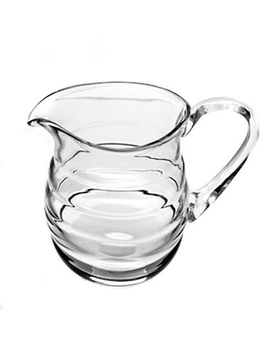 Sophie Conran For Portmeirion Medium Glass Jug With Handle-CLEAR-One Size