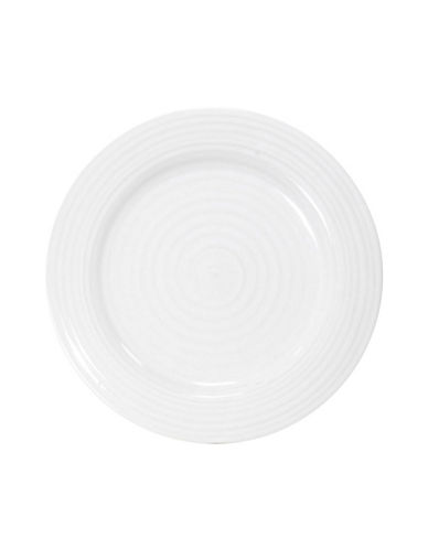 Sophie Conran For Portmeirion Dinner Plate-WHITE-One Size