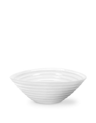 Sophie Conran For Portmeirion Cereal Bowl-WHITE-One Size