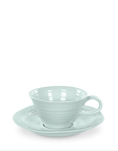 Sophie Conran For Portmeirion Tea Cup-CELEDON-One Size