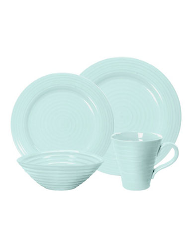 Sophie Conran For Portmeirion 4 Piece Place Setting-CELEDON-One Size