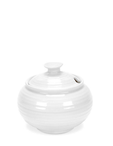 Sophie Conran For Portmeirion Covered Sugar-WHITE-One Size