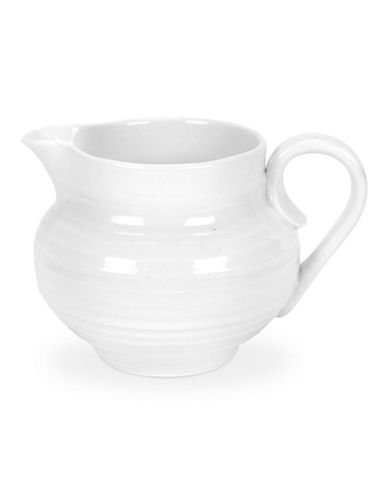 Sophie Conran For Portmeirion Cream Jug-WHITE-One Size