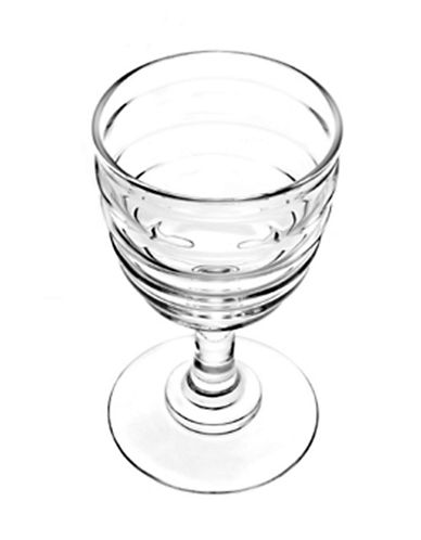 Sophie Conran For Portmeirion Large Wine Glasses  Set Of 2-CLEAR-One Size