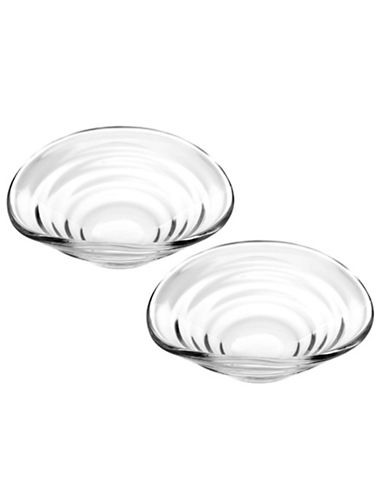 Sophie Conran For Portmeirion Small Glass Bowls Set Of 2-CLEAR-One Size
