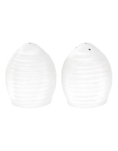 Sophie Conran For Portmeirion Salt And Pepper Set-WHITE-One Size