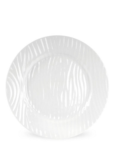 Sophie Conran For Portmeirion White Oak Dinner Plate-WHITE-One Size