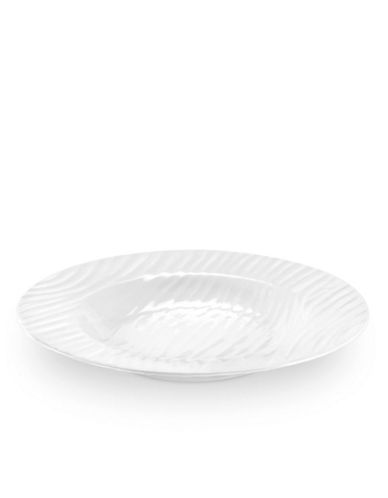 Sophie Conran For Portmeirion White Oak Soup Plate-WHITE-One Size