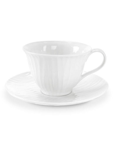 Sophie Conran For Portmeirion White Oak Tea Cup-WHITE-One Size
