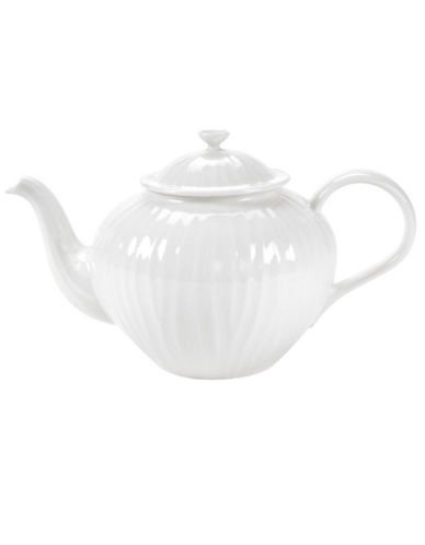 Sophie Conran For Portmeirion White Oak Teapot  2Pt-WHITE-One Size