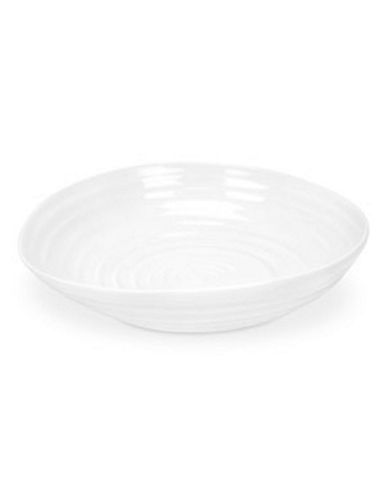 Sophie Conran For Portmeirion Pasta Bowl-WHITE-One Size