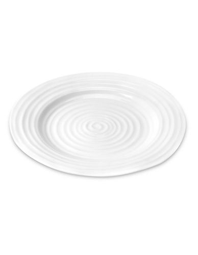 Sophie Conran For Portmeirion Bistro Plate-WHITE-One Size