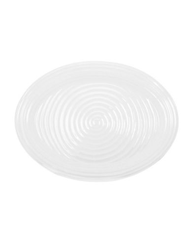 Sophie Conran For Portmeirion Large Turkey Platter-WHITE-One Size