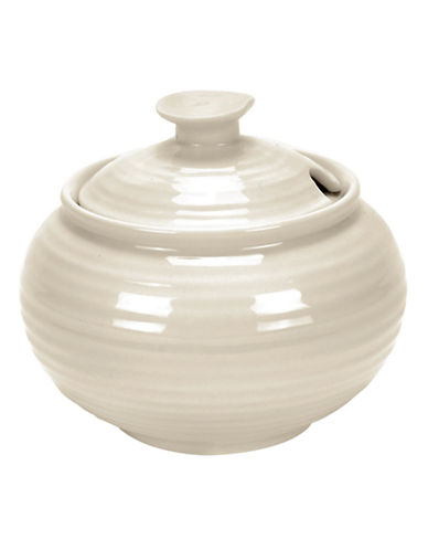 Sophie Conran For Portmeirion Covered Sugar Bowl-PEBBLE-One Size