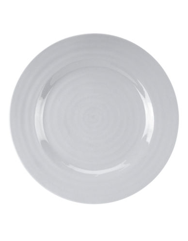 Sophie Conran For Portmeirion Dinner Plate-SOFT GREY-11in