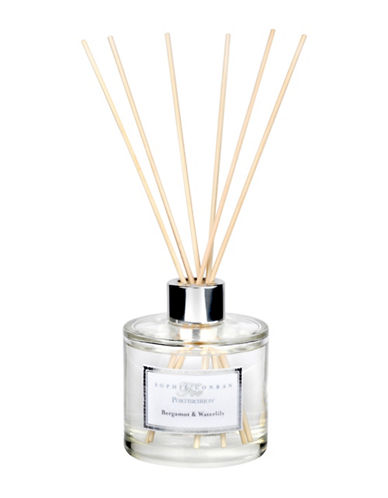 Sophie Conran For Portmeirion Bergamont And Waterlily Glass Diffuser-WHITE-One Size