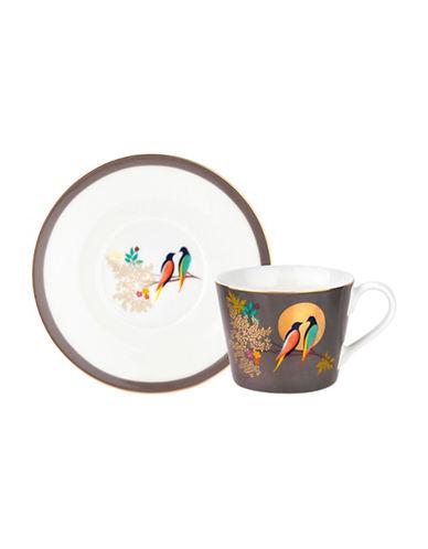 Portmeirion Chelsea Porcelain Tea Cup and Saucer 89433289