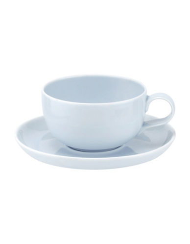 Sophie Conran For Portmeirion Two-Piece Choices Tea Cup and Saucer Set-BLUE-One Size