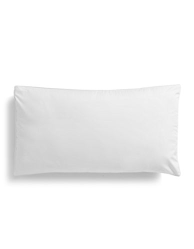 Sealy Posture Fit 300 Thread-Count Stomach Back Sleeper Pillow-WHITE-King