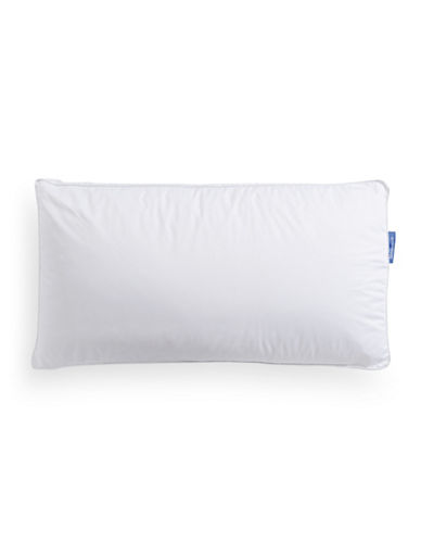 Sealy Posture Fit 300 Thread-Count Firm Support Pillow-WHITE-Queen