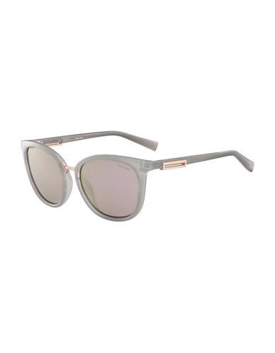 Calvin Klein White Label Square 53 mm Sunglasses-GREY-One Size