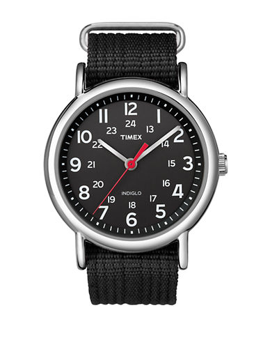 Timex Timex Weekender Central Park-BLACK-One Size