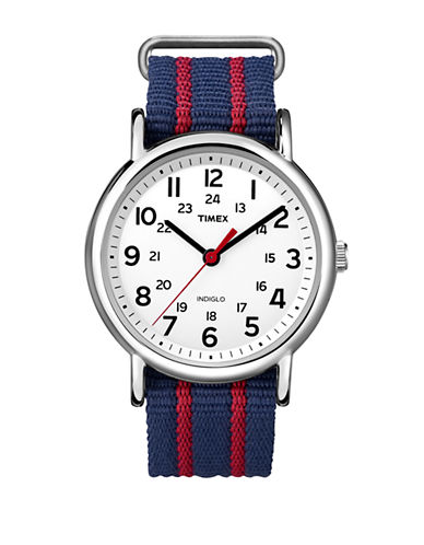 Timex Timex Weekender Central Park Watch-NAVY-One Size