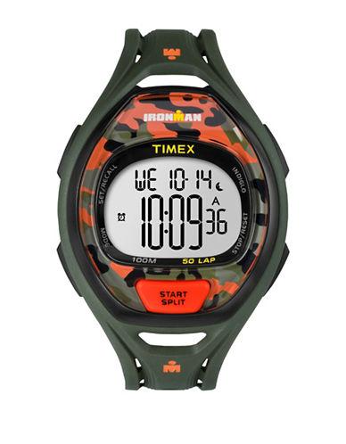 Timex Ironman Multi Use Digital Watch-CAMOFLAGE-One Size