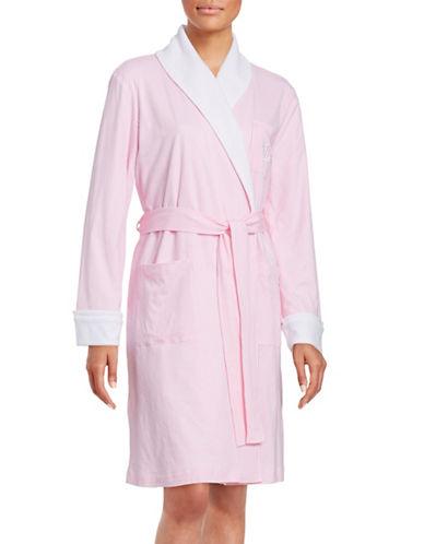 Lauren Ralph Lauren Striped Lounge Robe 88216136