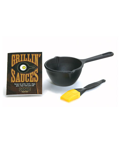 Lodge Grilling Sauce Kit-BLACK-One Size