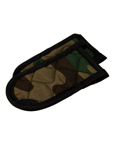 Lodge Camouflage Hot Handle Holders Set of 2-CAMO-One Size