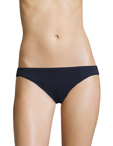 Michael Michael Kors Classic Bikini Briefs-NEW NAVY-Large