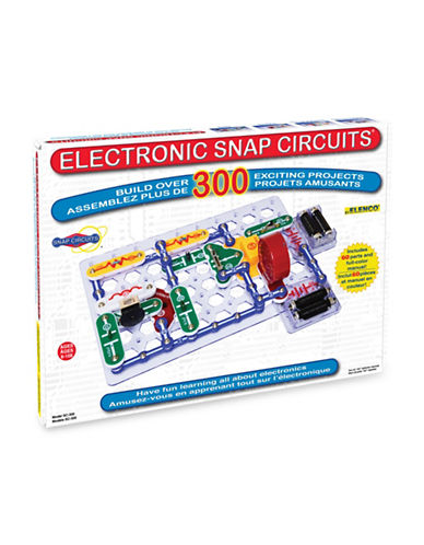 Elenco Electronic Snap Circuits 300-in-1-MULTI-One Size