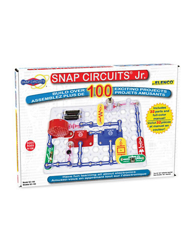 Elenco Snap Circuits Jr. 100-in-1-MULTI-One Size