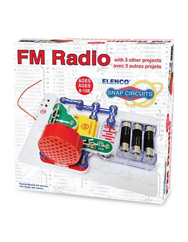Elenco Snap Circuits FM Radio Mini Kit-MULTI-One Size