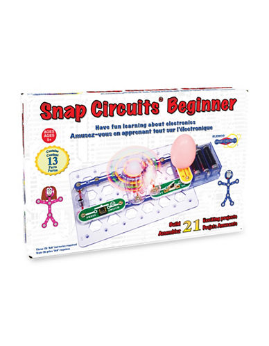 Elenco Snap Circuits Beginner-MULTI-One Size