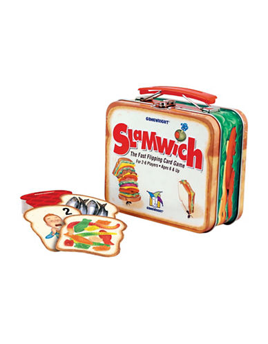 Kroeger Slamwich Collector Edition Game-MULTI-One Size