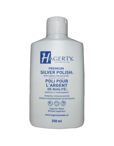 Hagerty Premium Silver Polish 250ml-NO COLOUR-One Size
