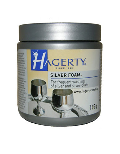 Hagerty Silver Foam 185G-NO COLOUR-One Size