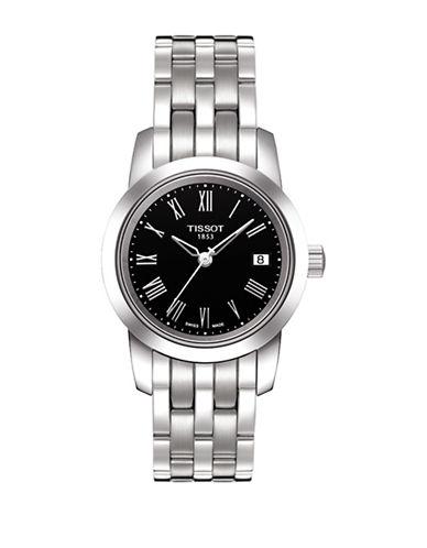 Tissot Classic Dream Swiss Quartz Bracelet Watch-SILVER-One Size