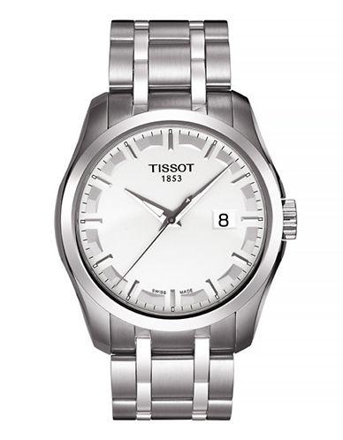 Tissot Mens Couturier  Quartz T0354101103100-SILVER-One Size