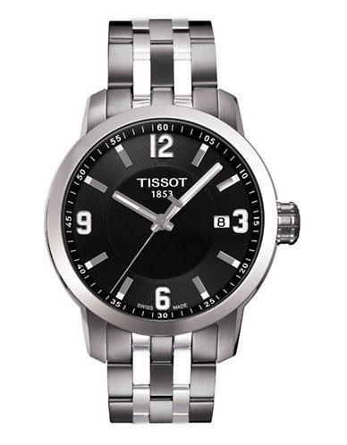 Tissot Mens PRC200  Quartz T0554101105700-SILVER-One Size