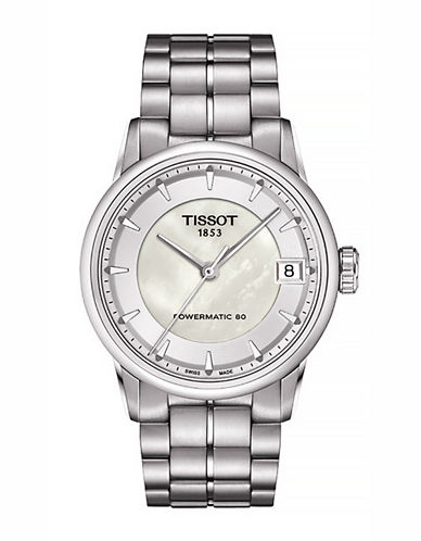Tissot Womens Luxury  Automatic T0862071111100-SILVER-One Size