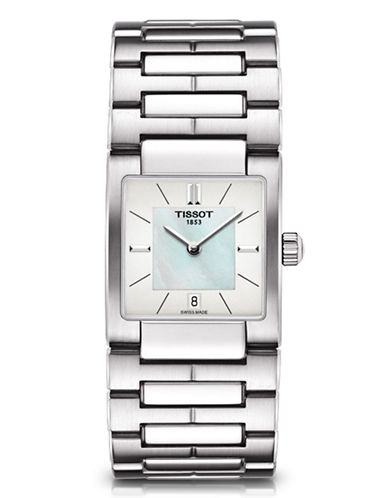 Tissot Womens Two Toned Quartz T0903101111100-SILVER-One Size