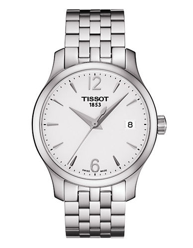 Tissot Womens T0632101103700  Tradition-SILVER-One Size