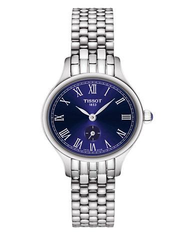 Tissot Quartz BELLA ORA Stainless Steel Watch-BLUE-One Size
