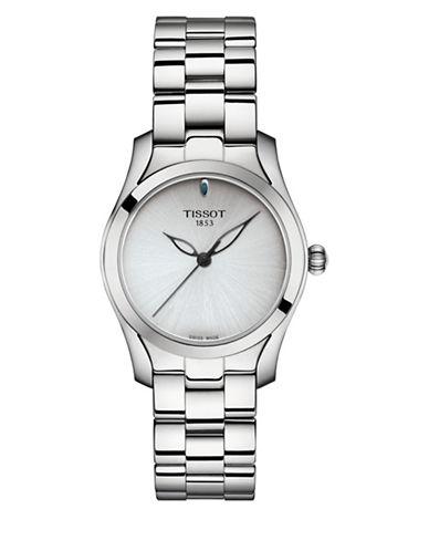 Tissot Classic T11221011031 Silvertone Bracelet Watch-SILVER-One Size