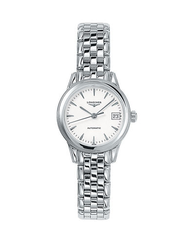 Longines La Grande Classique Flagship Stainless Steel Analog Watch-SILVER-One Size