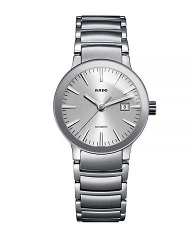 Rado Womens Automatic Centrix  R30940103 Watch-SILVER-One Size
