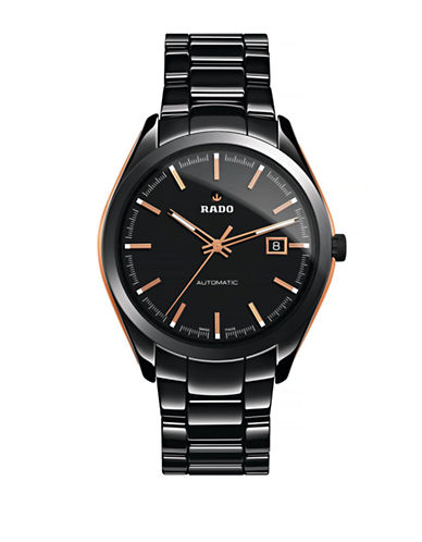 Rado Unisex Automatic Hyperchrome R32291152 Watch-BLACK-One Size